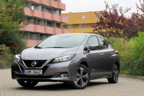 Nissan Leaf 2019 (15)