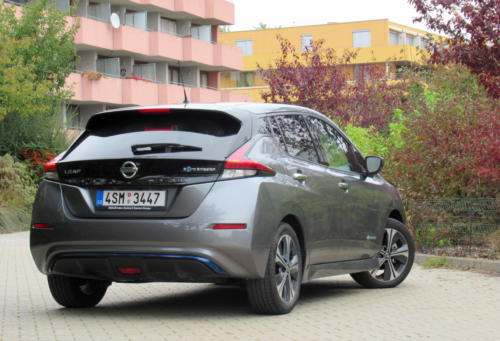 Nissan Leaf 2019 (27)