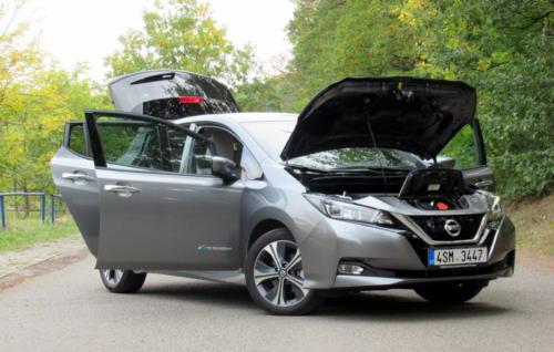 Nissan Leaf 2019 (5)