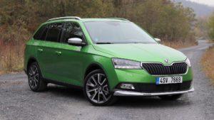 Škoda Fabia Combi ScoutLine 2020