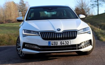 Škoda Superb Laurin&Klement