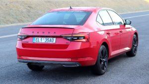Škoda Superb iV 2020