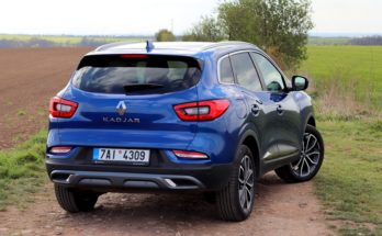 nový Renault Kadjar