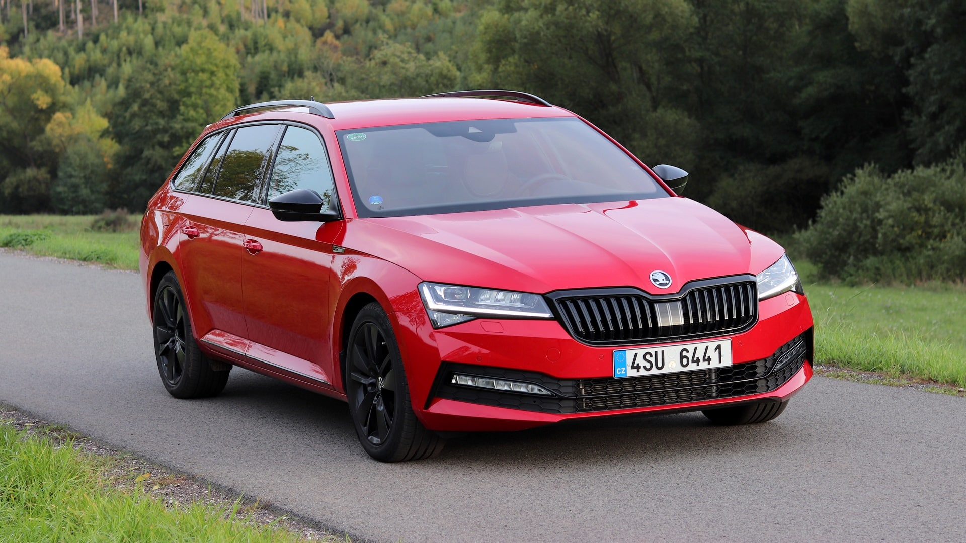 new skoda superb 2020