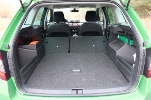 Škoda Fabia Combi ScoutLine (3)