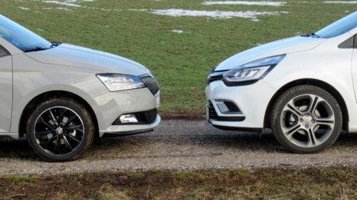 Škoda Fabia vs. Renault Clio (18)