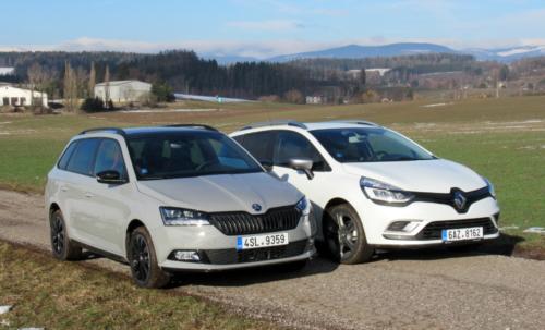 Škoda Fabia vs. Renault Clio (22)