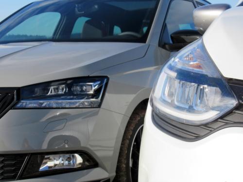 Škoda Fabia vs. Renault Clio (30)