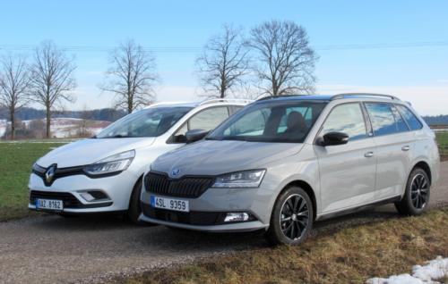 Škoda Fabia vs. Renault Clio (6)