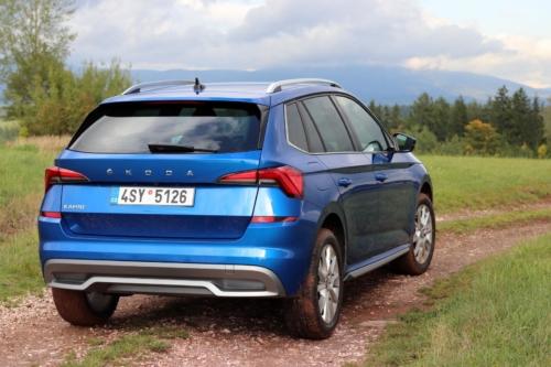 Škoda Kamiq SUV 2020 (104)