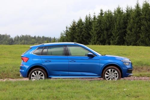 Škoda Kamiq SUV 2020 (110)