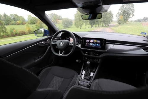 Škoda Kamiq SUV 2020 (37)