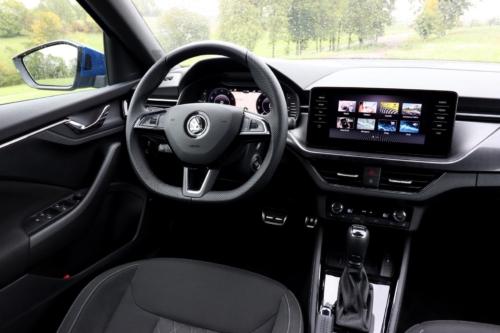 Škoda Kamiq SUV 2020 (38)