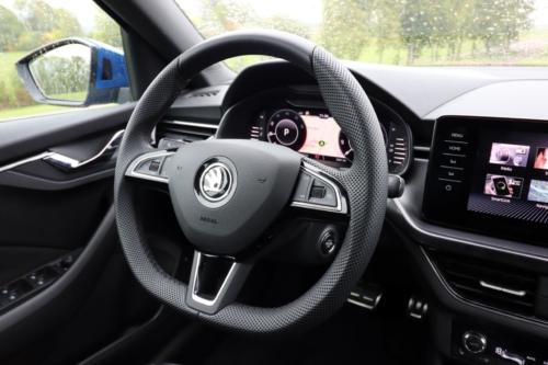 Škoda Kamiq SUV 2020 (40)