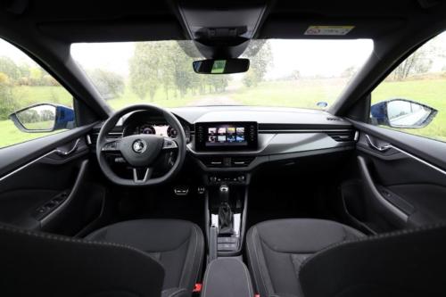 Škoda Kamiq SUV 2020 (41)