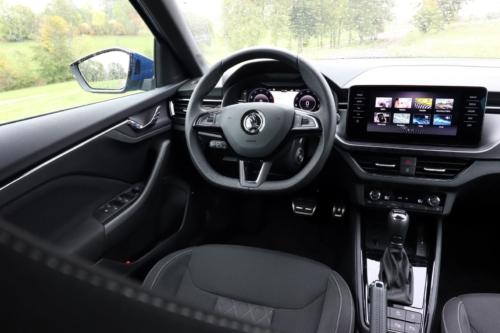 Škoda Kamiq SUV 2020 (42)