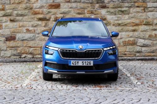 Škoda Kamiq SUV 2020 (56)