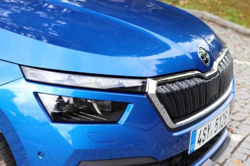 Škoda Kamiq SUV 2020 (59)