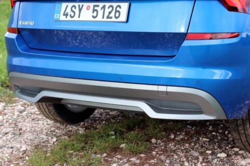Škoda Kamiq SUV 2020 (76)