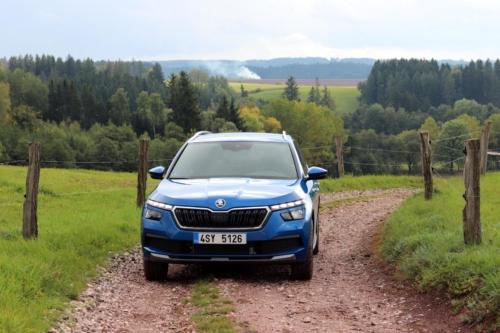 Škoda Kamiq SUV 2020 (93)