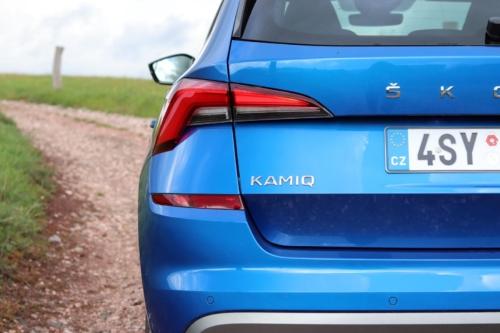 Škoda Kamiq SUV 2020 (96)