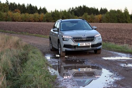 Škoda Kamiq 1.6 TDI (1)