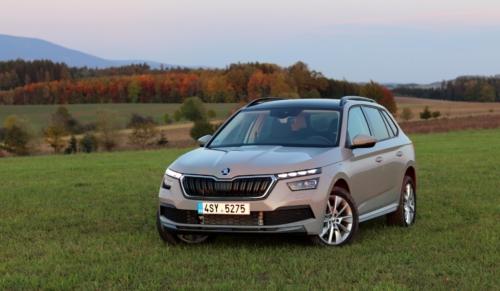 Škoda Kamiq 1.6 TDI (14)