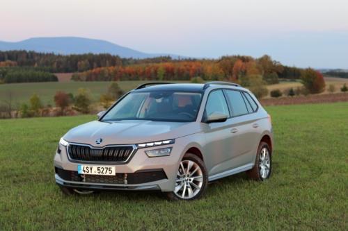 Škoda Kamiq 1.6 TDI (15)