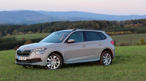 Škoda Kamiq 1.6 TDI (16)