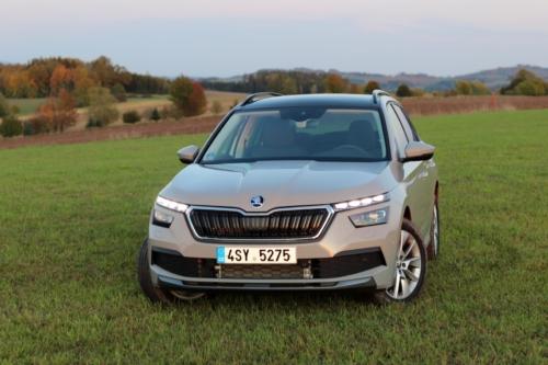 Škoda Kamiq 1.6 TDI (17)