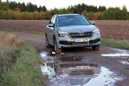 Škoda Kamiq 1.6 TDI (2)