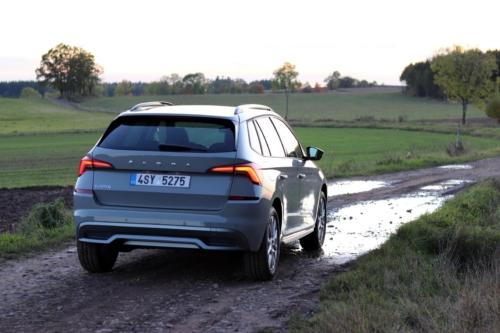 Škoda Kamiq 1.6 TDI (3)