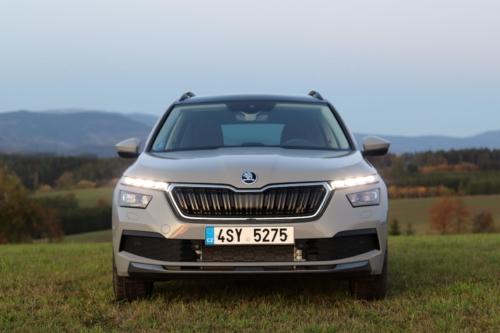 Škoda Kamiq 1.6 TDI (30)