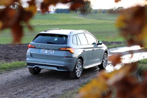 Škoda Kamiq 1.6 TDI (6)