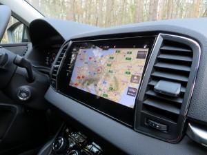 Test nová Škoda Karoq 2.0 tdi 4x4
