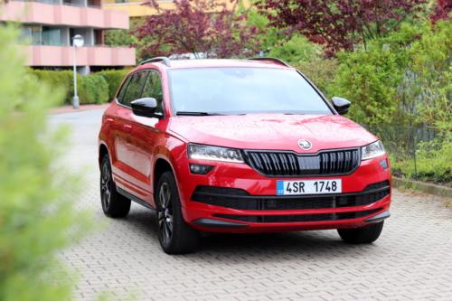 Škoda Karoq Sportline (13)