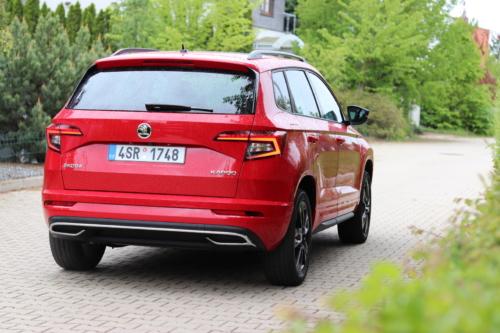 Škoda Karoq Sportline (21)