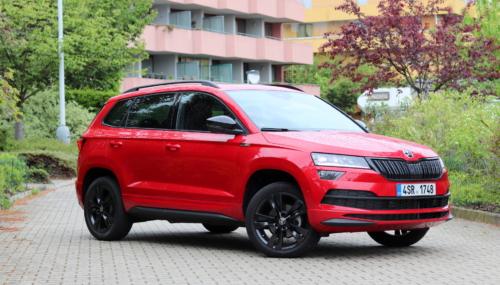 Škoda Karoq Sportline (8)
