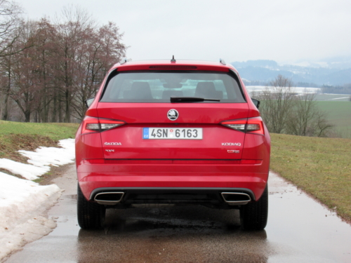 Nová Škoda Kodiaq RS (19)