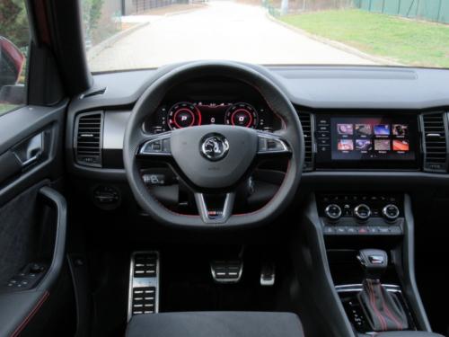 Nová Škoda Kodiaq RS (36)