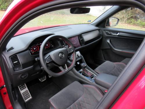 Nová Škoda Kodiaq RS (50)