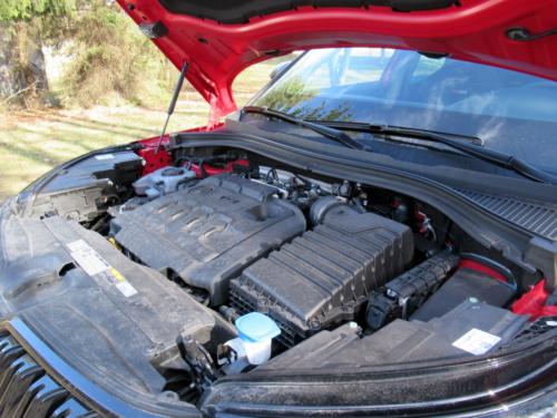 Nová Škoda Kodiaq RS (65)