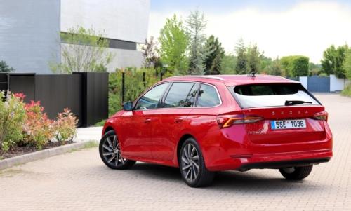 Nová Škoda Octavia Combi (8)