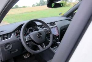 Škoda Octavia Combi RS 2.0 TSI (45)