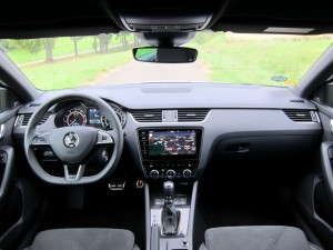 Škoda Octavia Combi RS 2.0 TSI (52)