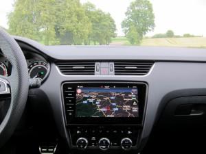 Škoda Octavia Combi RS 2.0 TSI (53)