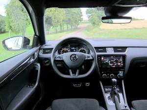 Škoda Octavia Combi RS 2.0 TSI (54)