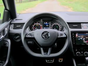Škoda Octavia Combi RS 2.0 TSI (55)