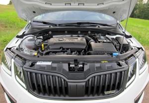 Škoda Octavia Combi RS 2.0 TSI (62)