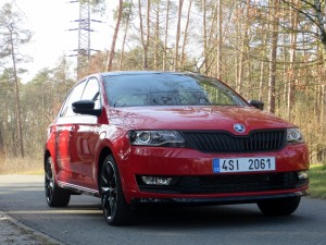 Škoda Rapid Spaceback 2018